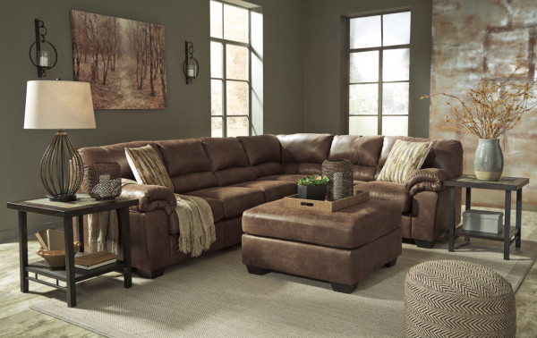 ASHLEY BLADEN COFFEE 3PC SECTIONAL (12000-55-46-67)