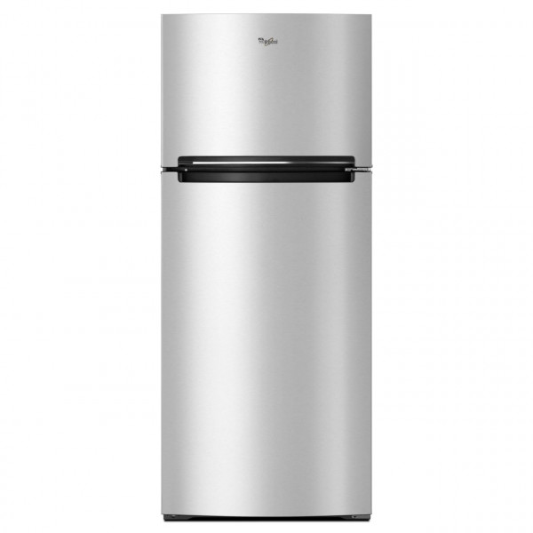 WHIRLPOOL Whirlpool® 28-inch Wide Refrigerator Compatible With The EZ Connect Icemaker Kit - 18 Cu. Ft. (WRT518SZFM)
