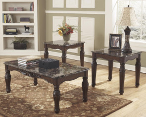 ASHLEY 3PC OCCASIONAL TABLES (T533-13)