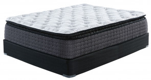 ASHLEY LIMITED EDITION PILLOWTOP QUEEN MATTRESS (M62731)