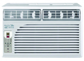 Arctic Wind 8,000 BTU Window Air Conditioner (AWAW8005D)