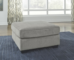 ASHLEY ALTARI ALLOY OVERSIZED OTTOMAN (87214-08)
