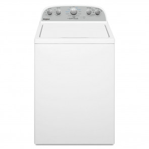 WHIRLPOOL Whirlpool® 3.8 cu. ft. Top Load Washer with Agitator w/Soaking Cycles, 12 Cycles (WTW4955HW)