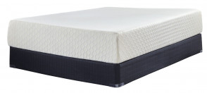 ASHLEY CHIME 12 INCH MEMORY FOAM QUEEN MATTRESS SET (M72731-M80X32)