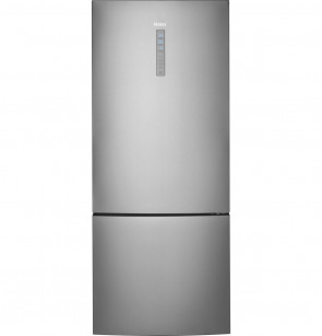 HAIER 15 Cu. Ft. Bottom Freezer Refrigerator (HRB15N3BGS)